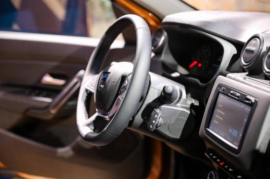 Dacia Duster - Poze reale