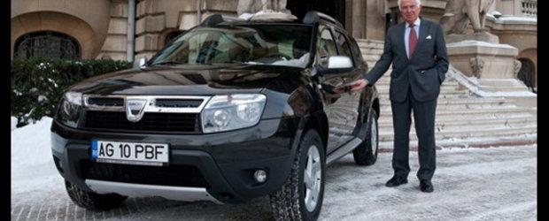 Dacia Duster premiata la 10 ani de Autobest