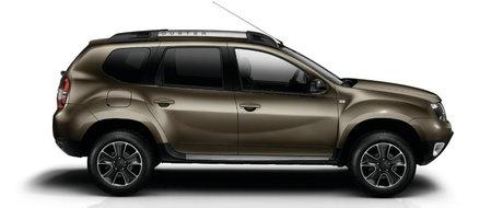 Dacia Duster primeste de acum o cutie automata cu dublu-ambreiaj
