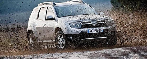 Dacia Duster s-a scumpit! Pretul SUV-ului romanesc a crescut cu 1000 de Euro