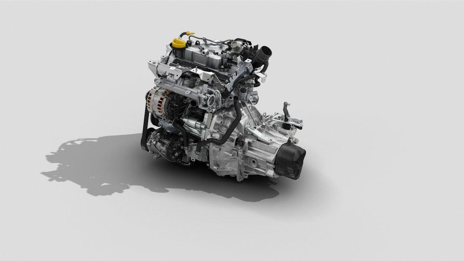 Dacia Duster TCe 100