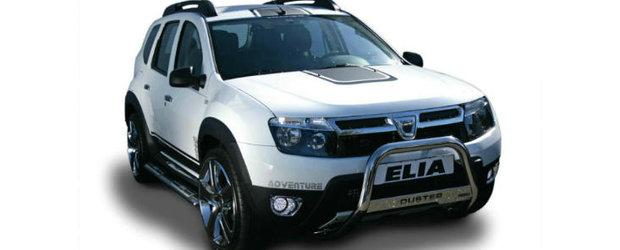 Dacia Duster, tunata de Elia