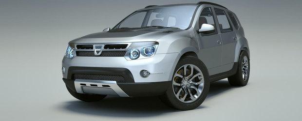 Dacia Duster tuning: primul Duster de aproape 150 cp!
