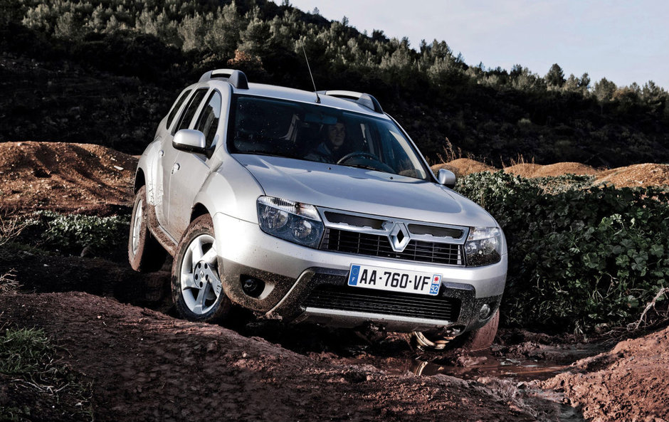 Dacia Duster va avea climatronic, navigatie si 150 cp din 2011!
