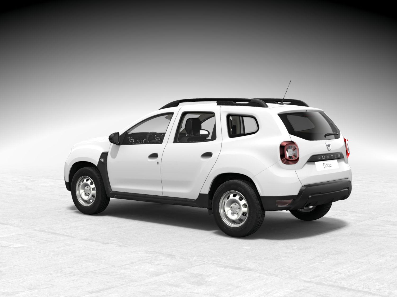 Dacia Duster - Versiune de baza - Dacia Duster - Versiune de baza