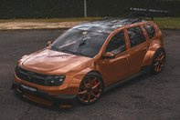 Dacia Duster Widebody