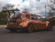 Dacia Duster Widebody