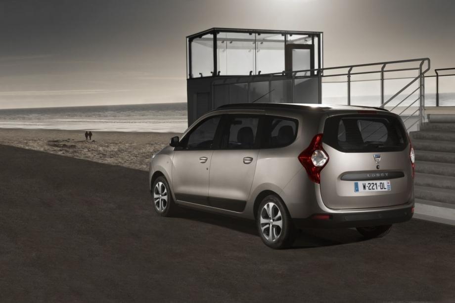 Dacia ECO: noul Lodgy consuma 3,8 litri / 100km