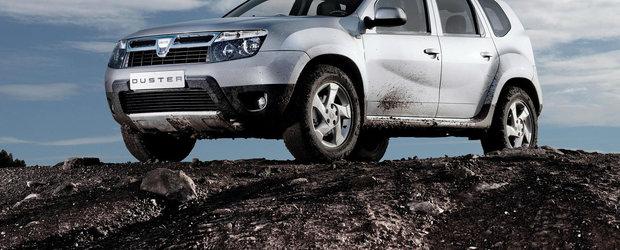 Dacia este alaturi de 'Let's Do It, Romania!' pentru a treia oara