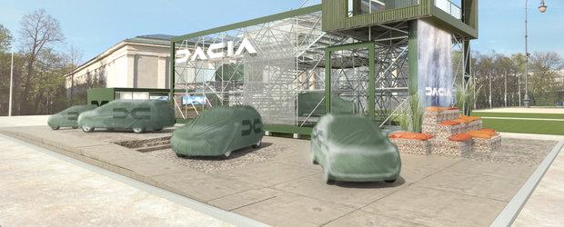 Dacia face anuntul asteptat de toata lumea. Compania de la Mioveni lanseaza in toamna masina care inlocuieste Lodgy si Logan MCV