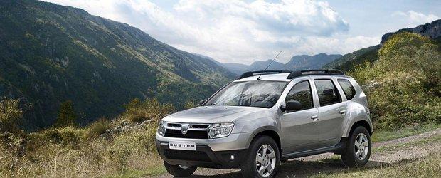 Dacia face noi recorduri: a exportat 99% din productie in ianuarie