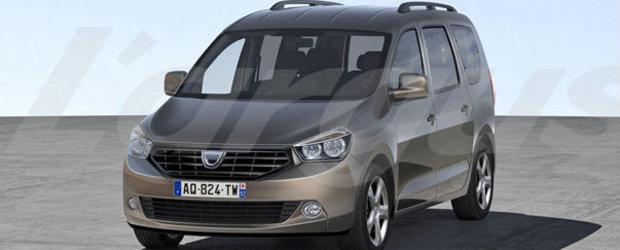 Dacia lanseaza monovolumul anul viitor. Cat sa coste oare?
