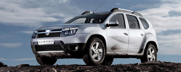 Dacia, locul 8 in clasamentul JD Power care masoara satisfactia clientilor francezi