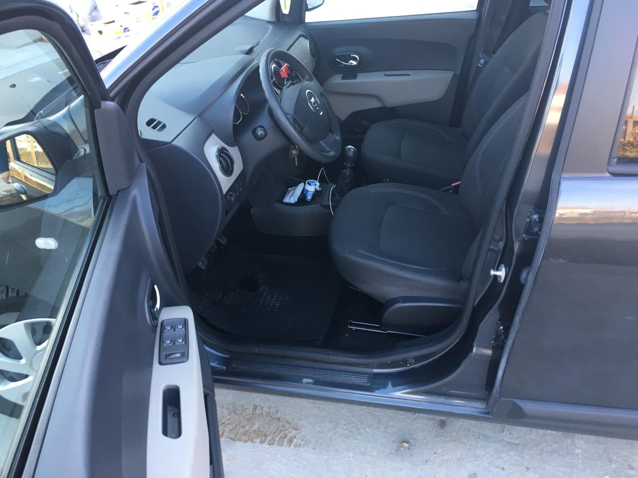 Dacia Lodgy 1.5 DCI 2012
