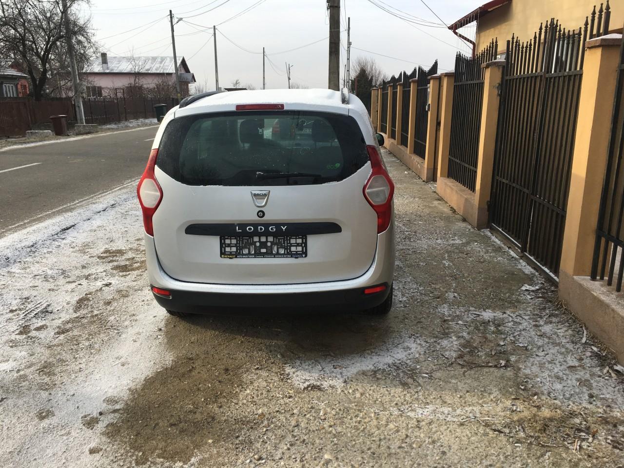 Dacia Lodgy 1.5 DCI 2013