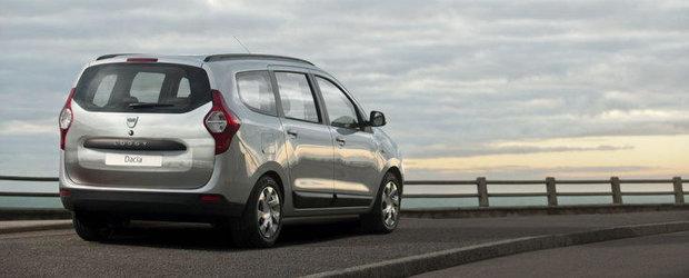Dacia Lodgy se lanseaza oficial in Romania pe data de 6 iunie
