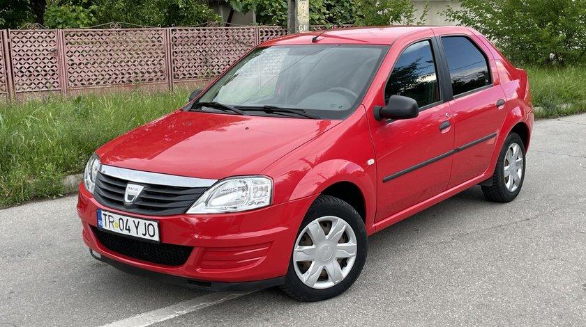Dacia Logan 1,2 benzina 2011