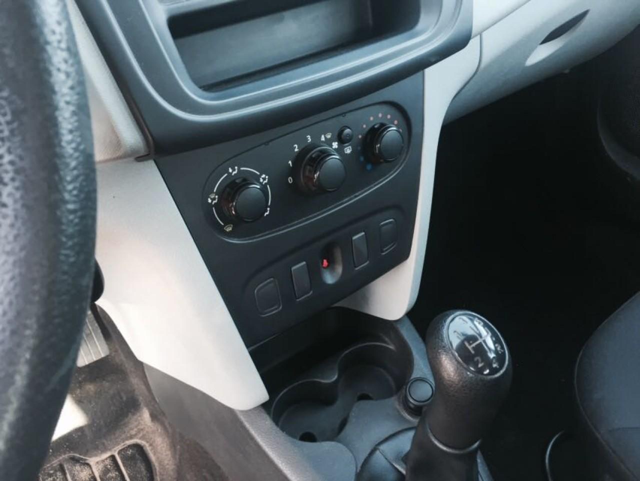 Dacia Logan 1.2i Euro 5 2014