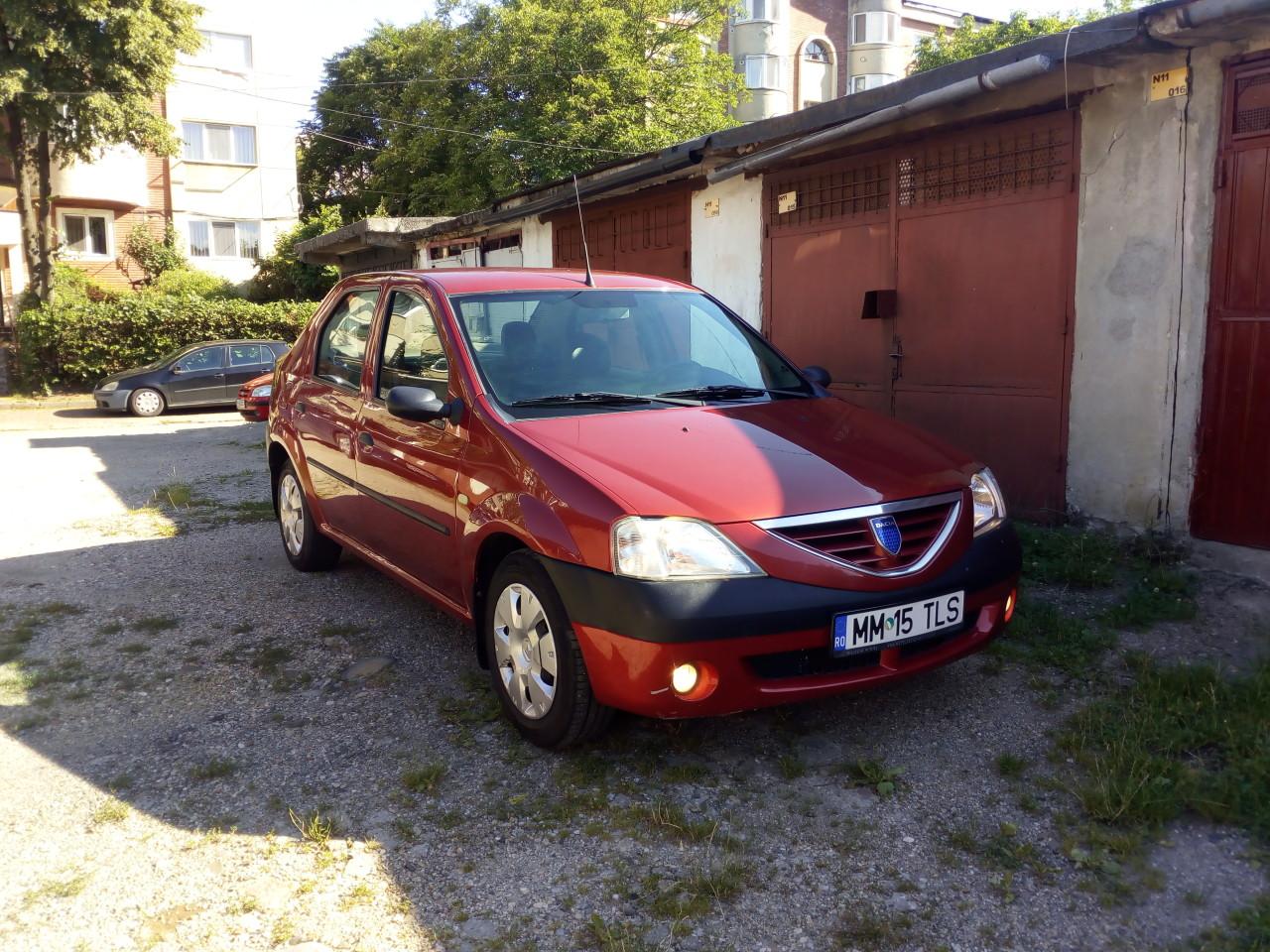 Dacia Logan 1.4 2007