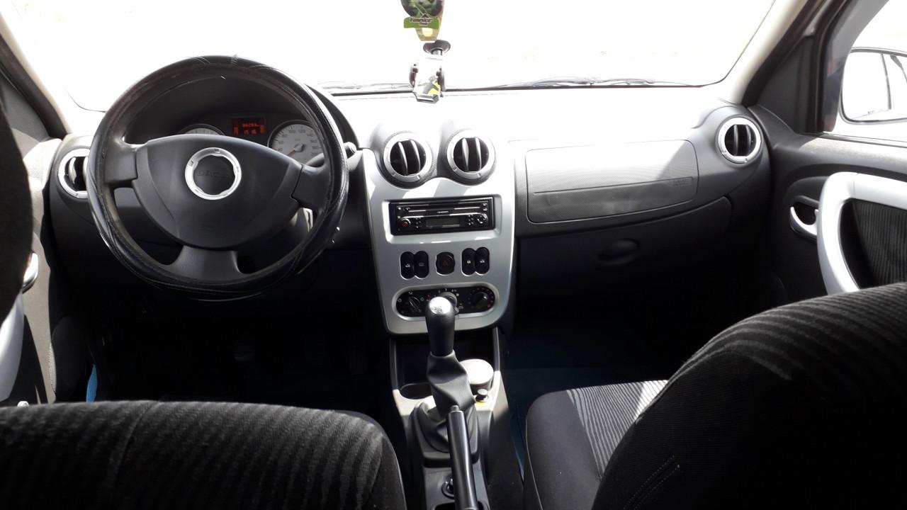 Dacia Logan 1.4 MPi 2009