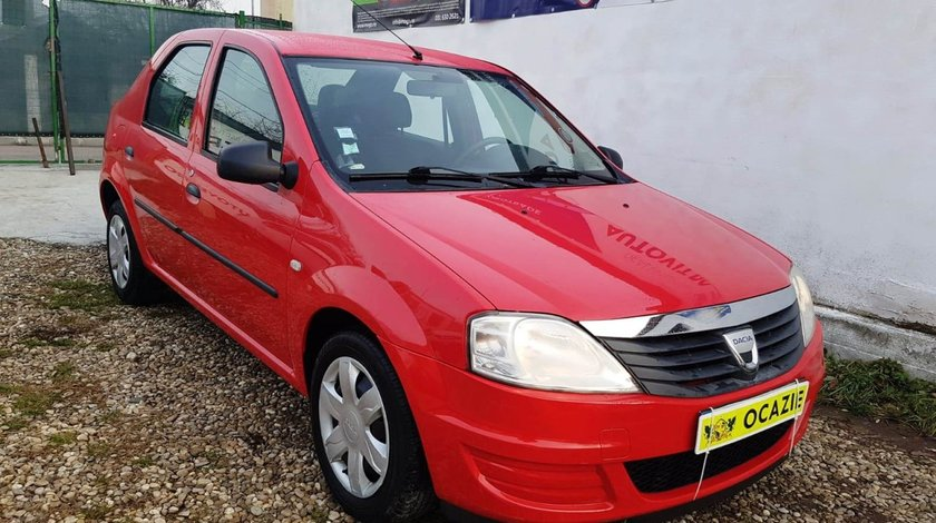 Dacia Logan 1.4mp gpl ac abs servo 2010