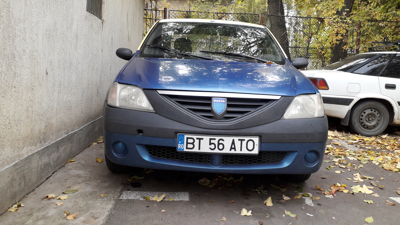 Dacia Logan 1.5cdi 2005