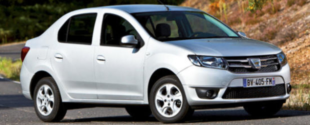 Dacia Logan 2 - Primele imagini oficiale!
