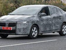 Dacia Logan 3 - Poze spion