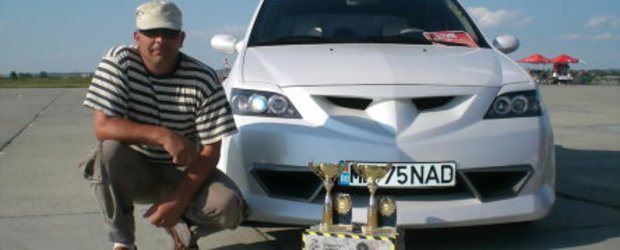 Dacia Logan by Protuning - Inapoi in viitor