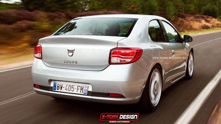 Dacia Logan Coupe