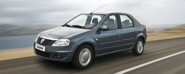 Dacia Logan, locul II in clasamentul Legende pe Roti 2000-2010