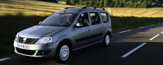 Dacia Logan MCV, cea mai spatioasa masina