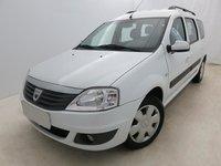 Dacia Logan MCV Laureate 5 locuri 1.6 MPI 85 CP 2012