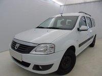 Dacia Logan MCV Laureate 7 locuri 1.5 dCi 88 CP 2013