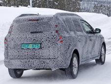 Dacia Logan MCV - Poze spion