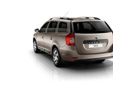 Dacia Logan MCV si Dacia Duster Aventure