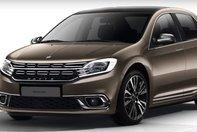 Dacia Logan render