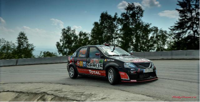 Dacia Logan Serus castiga la Ranca