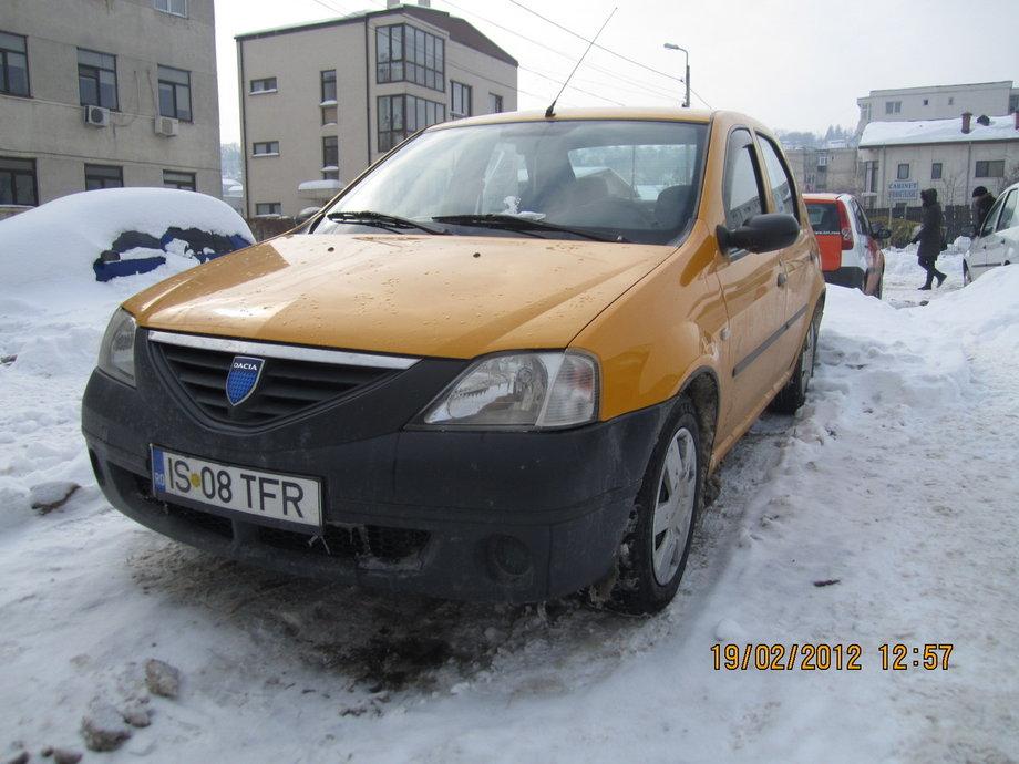 Dacia Logan taxiu'