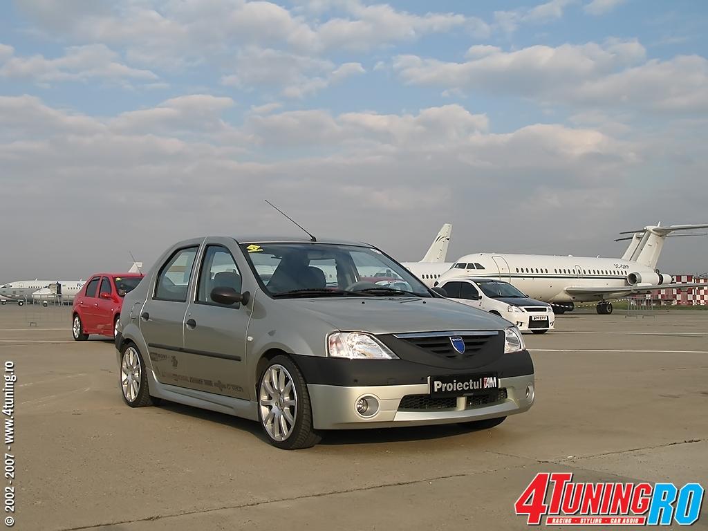 Photo Collection Dacia Logan Tuning 1