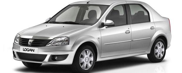 Dacia Logan va costa anul viitor 1000 de Euro!