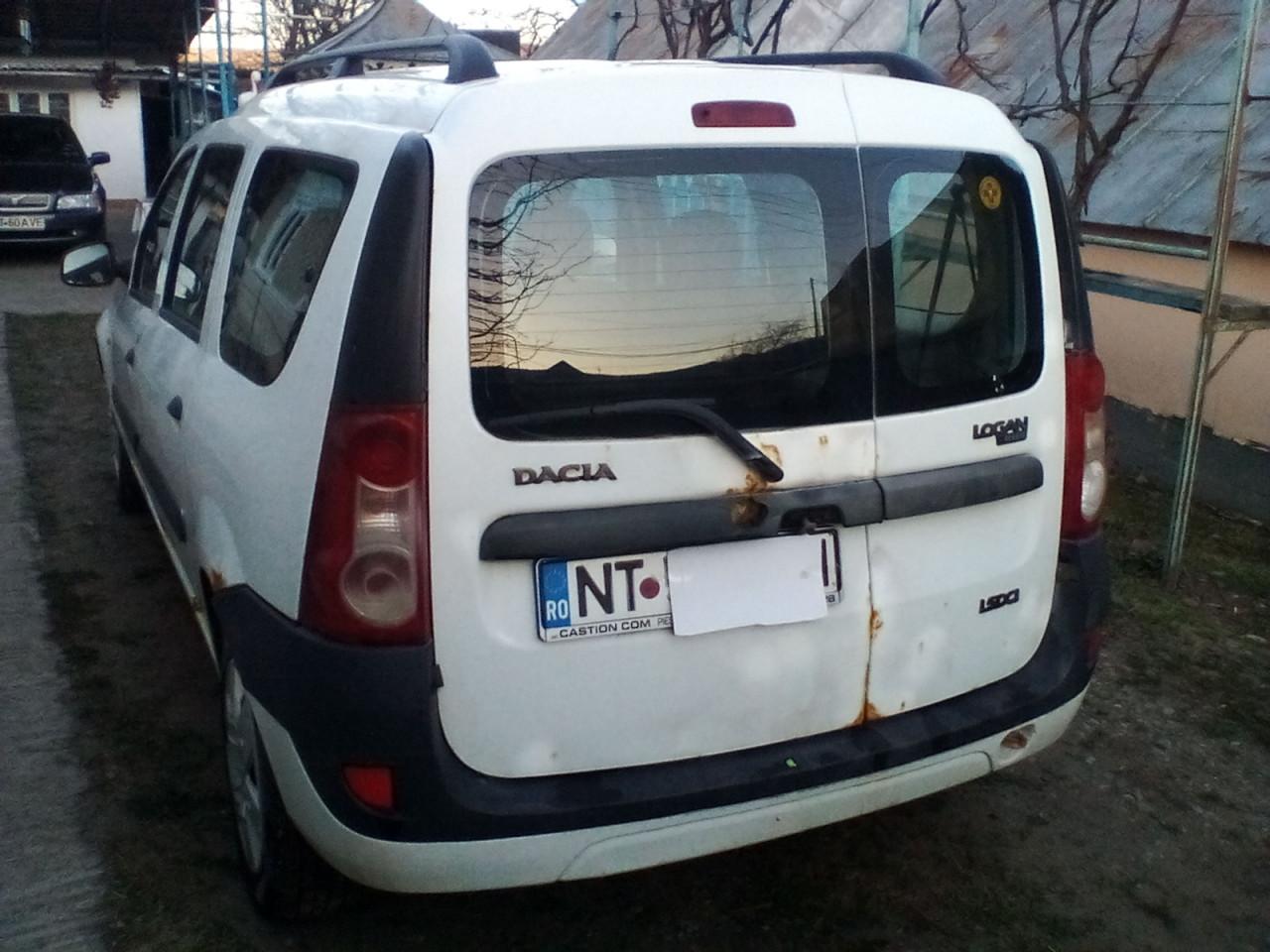 Dacia Logan Van 1.5 2007