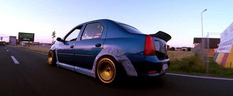 Dacia Logan Zombie Project - styling exterior deloc de neglijat!