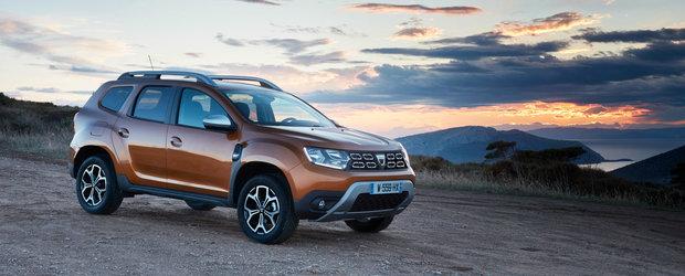 Dacia nu se mai satura de recorduri. Marca de la Mioveni a vandut peste 655.000 de masini anul trecut