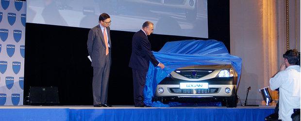 Dacia, o poveste de succes care implineste un deceniu