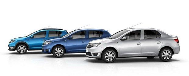 Dacia prezinta 2 modele noi la Salonul Auto de la Geneva 2013