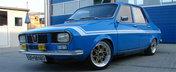 Dacia R12 Gordini Style - Sportiva cu buletin de Romania!