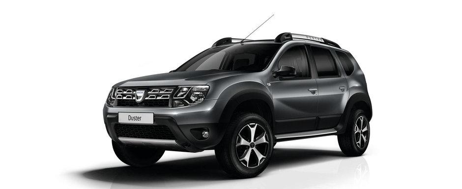 Dacia rupe monotonia din gama cu noua editie speciala Summit