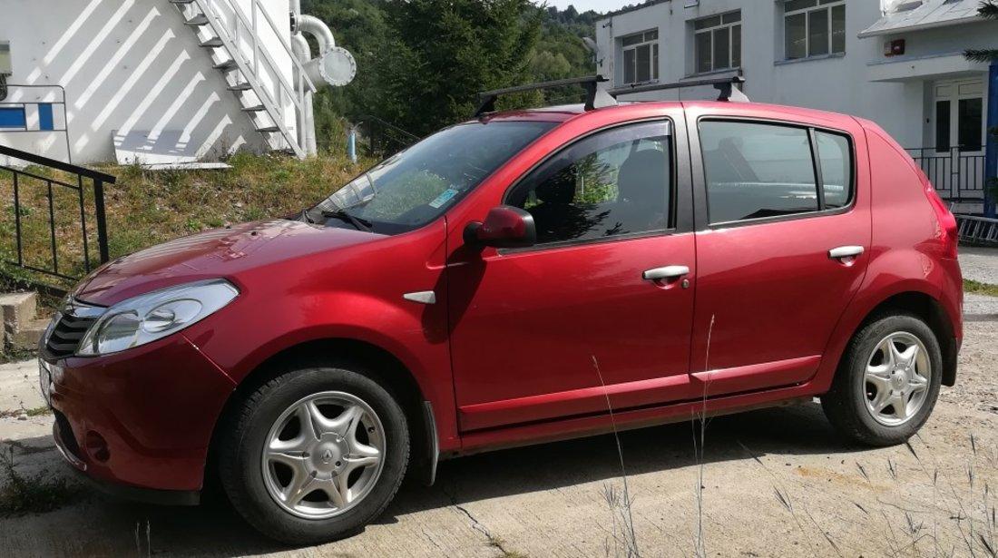 Dacia Sandero 1.4 MPi 2008