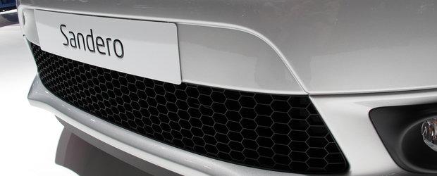 Dacia Sandero 2: absolut toate detaliile despre noua Dacia Sandero 2013